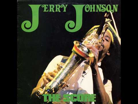 Jerry Johnson - Red Red Wine (1988)