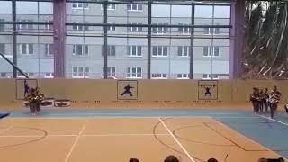 BARS (Cнежные котята). Открытый Чемпионат и Первенство Томской области по чир спорту