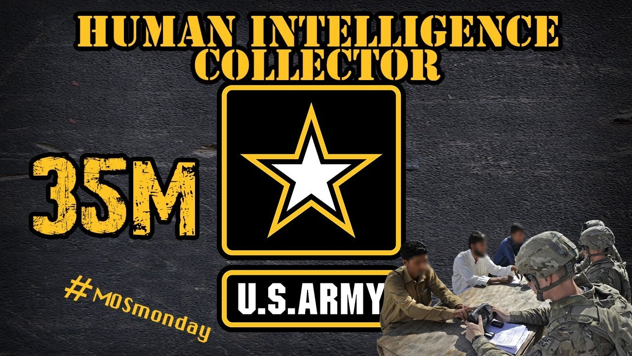 35M Human Intelligence Collector  YouTube