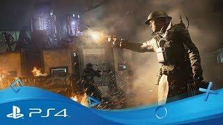 Call of Duty: WWII - Trailer DLC 4 Shadow War | Disponible | En premier sur PS4