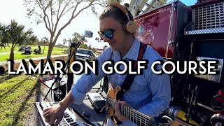 Playing My Favorite Hip Hop Song at a Golf Tournament