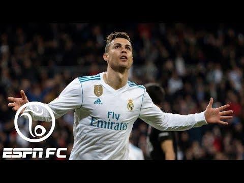 Cristiano Ronaldo scores four goals vs. Girona, now has 19 in his past 10 games  ESPN FC