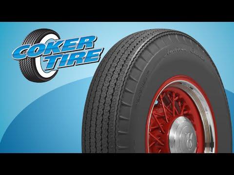 American Classic Bias Look Radial Tires | Classic Radial Tires