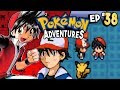 Pokemon Adventures Red Chapter Part 38 ASH KETCHUM Rom hack Gameplay Walkthrough