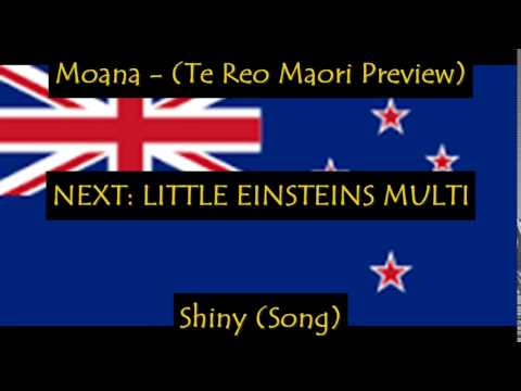 Shiny (Song from Moana) || Maori (Preview)