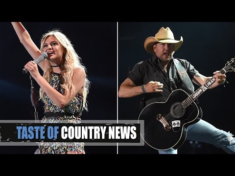 Jason Aldeans First Time Again Reminded Kelsea Ballerini Of Another Duet