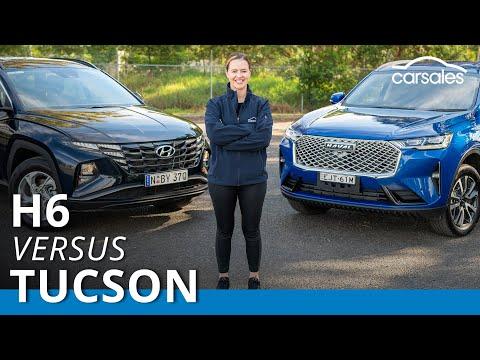 Haval H6 v Hyundai Tucson  2021 Comparison @carsales.com.au