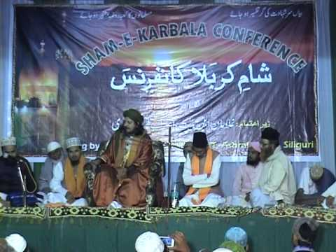 Shaheed e Azam Imam Hussain bayan by Allama Syed Masroor Razi Shahbazi