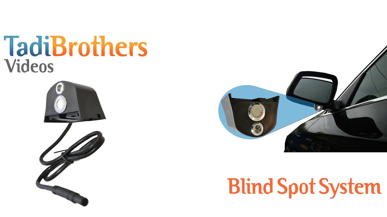 What Is A Blind Spot Monitoring System For Vehicles Youtube