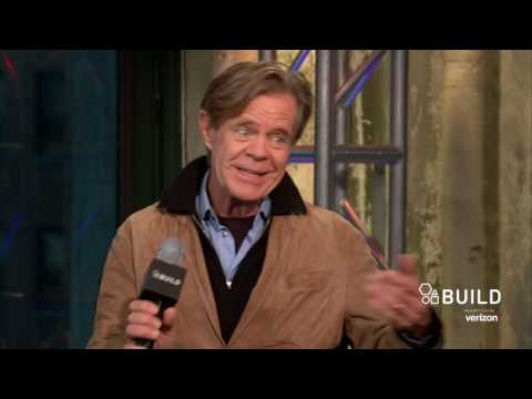 "William H. Macy Discusses TV Series, ""Shameless"""