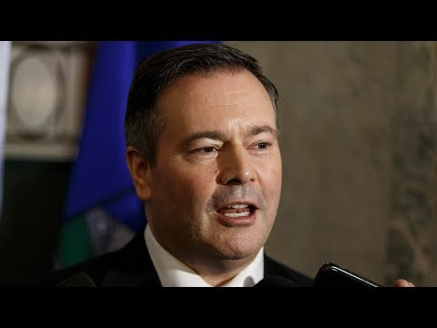 Kenney's first day in Question Period quiet and controlled