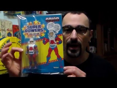 DC Super Powers Orion MOC & loose Plasticjunky
