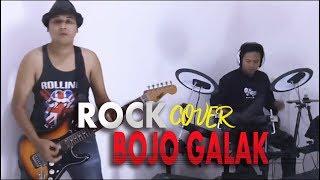 Bojo Galak Cover ROCK