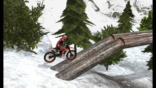 Зимний мототриал // Moto Trials Winter