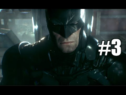 Pelataan Batman: Arkham Knight - #3