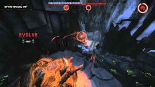 Evolve Newest Monster Behemoth Stage 3 Win Gameplay