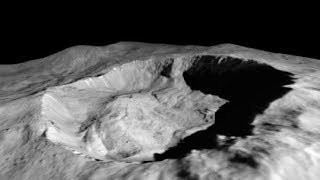 NASA Dawn Reveals Recent Changes in Ceres Surface