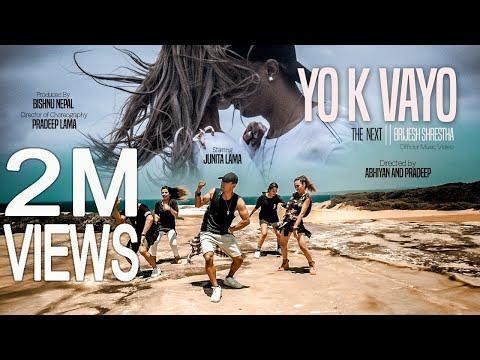 YO K VAYO || THE NEXT || BRIJESH SHRESTHA || FT. JUNITA LAMA || OFFICIAL MUSIC VIDEO