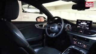 Audi RS7 Piloted Driving Concept: Autonomes Fahren in Hockenheim