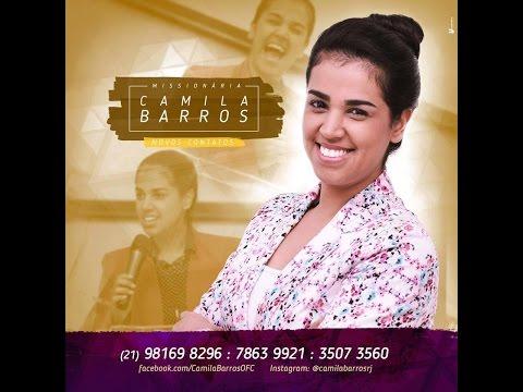 Missionária Camila Barros - Impactante! Recuse a tampa do caixão!