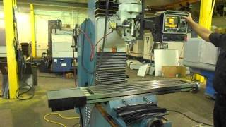1996 Trak DPM 3 Axis CNC Bed Mill from Meridian Machinery, Inc. 262-854-5054
