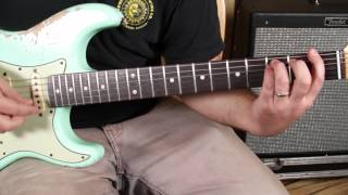 The Black Keys - Gold on the Ceiling - Blues Rock Guitar Lesson