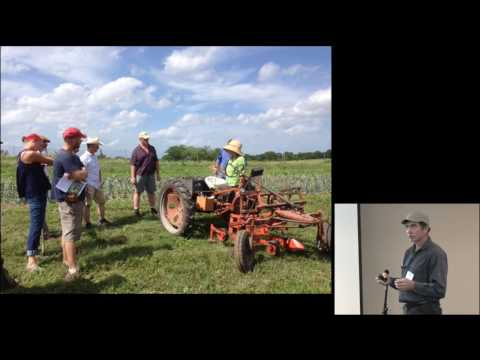 Cover Crops and Reduced Tillage on a Vegetable Farm with Thomas Ruggieri