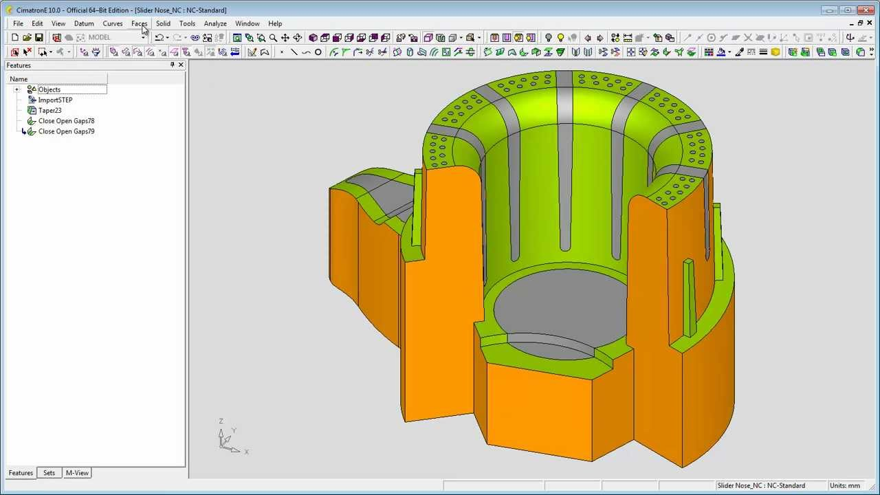 CimatronE - CAD/CAM software Solutions for Toolmaking and