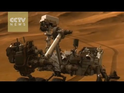 NASA rover finds hints of life on Mars