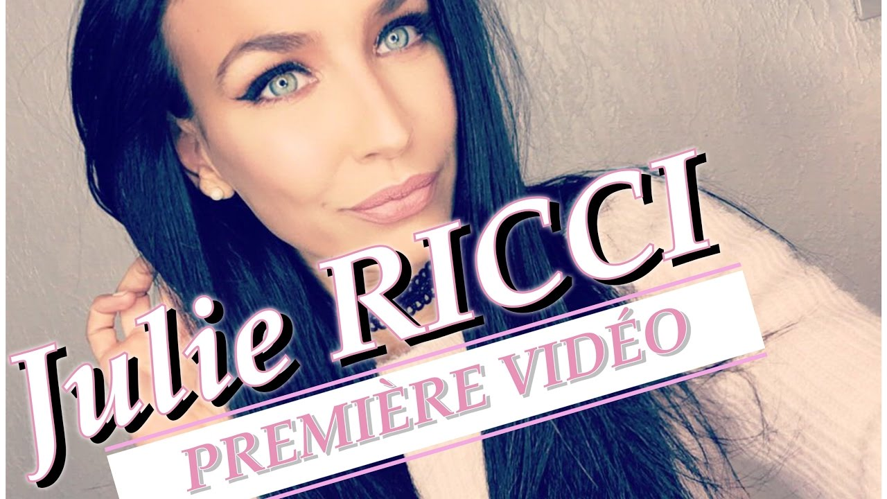 """Résultat de recherche d'images pour """"julie ricci youtube"""""""
