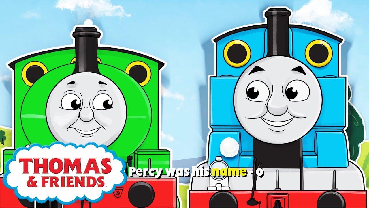 PERCY! - Thomas & Friends™ Nursery Rhymes & Kids Songs   BINGO!