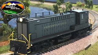 Bowser Pennsy RS-12 Locomotive Review
