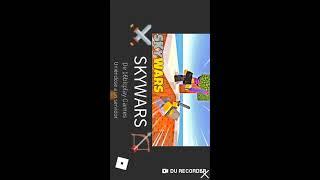 Mi primera vez en Skiwars #Roblox #roleplay #diversion