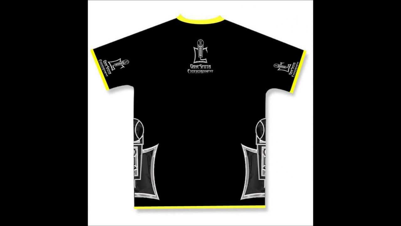 Design t shirt back - Street Rydez Vol 1 Front Back T Shirt Design