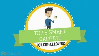 Top 5 Smart Gadgets for Coffee Lovers