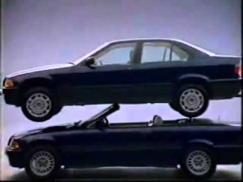 bmw 3 series commercial bmw e36 sedan cabrio 1992 youtube. Black Bedroom Furniture Sets. Home Design Ideas