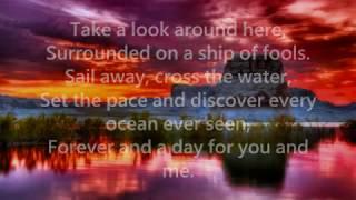 Johannes Hager feat. Oskar Ekholm - Ship of Fools Lyrics