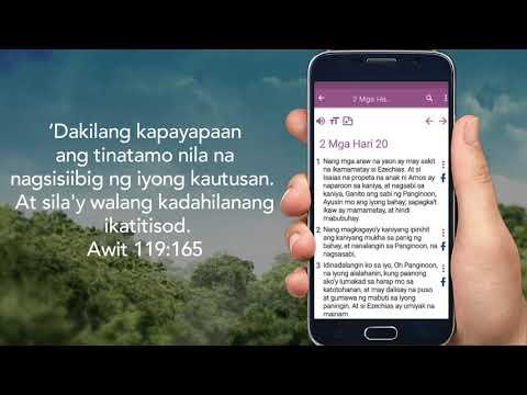 ang dating biblia 1905 tagalog