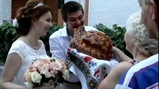 Мухины. Свадьба.