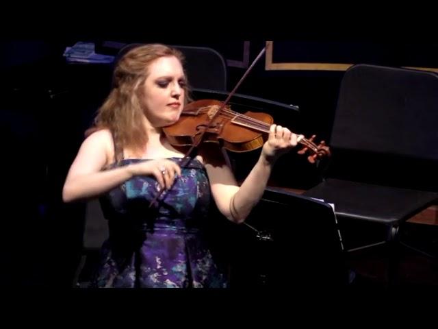 03 Davis High Baroque Ensemble Violin Sonata No  1 in G Minor, BWV 1001 Bach