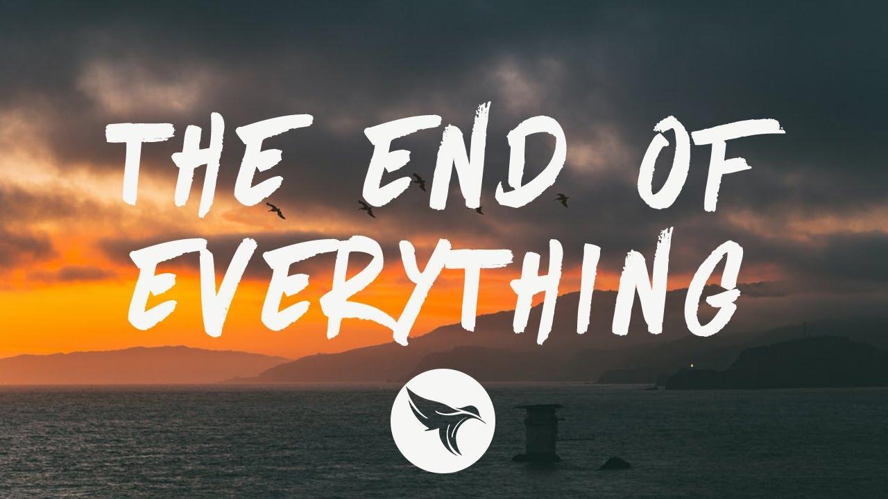 Noah Cyrus - The End Of Everything (Lyrics)