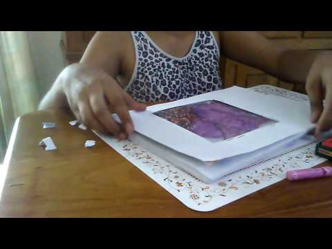 diy notebook cover how to make a diy notebook  2016 Kids Party Ideas India