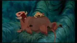 O Vasilias twn Liontariwn - Timon και Pumpa
