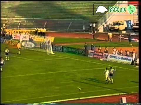 BVSC - Ferencváros 0:1 (1996.06.12)