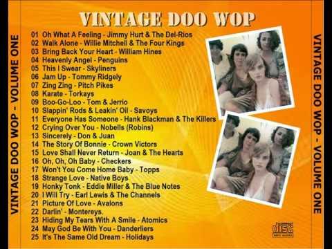 Vintage Doo Wop # 1