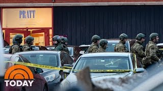 Shooting In Aurora, Illinois Leaves 5 Dead | TODAY thumbnail