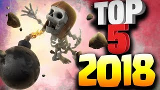 Top 5 Clash of Clans 2018 Updates That Need To Happen | Townhall 12?!