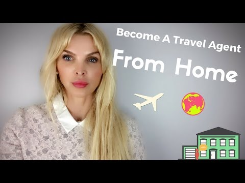 Work From Home Travel Agent Jobs - What are my BEST options?