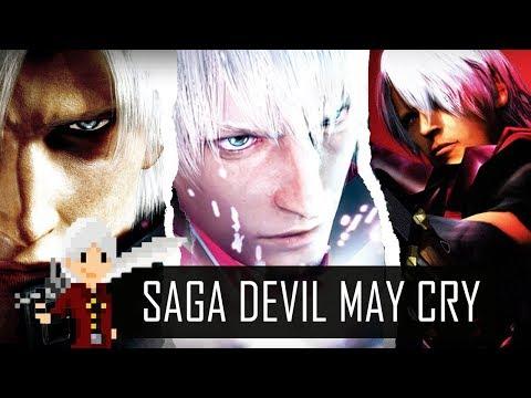 SAGA DEVIL MAY CRY : DEMÔNIOS NUNCA CHORAM ! (PARTE 1) thumbnail