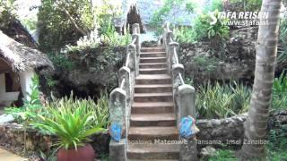 Gambar cover STAFA REISEN Hotelvideo: Matemwe, Tanzania
